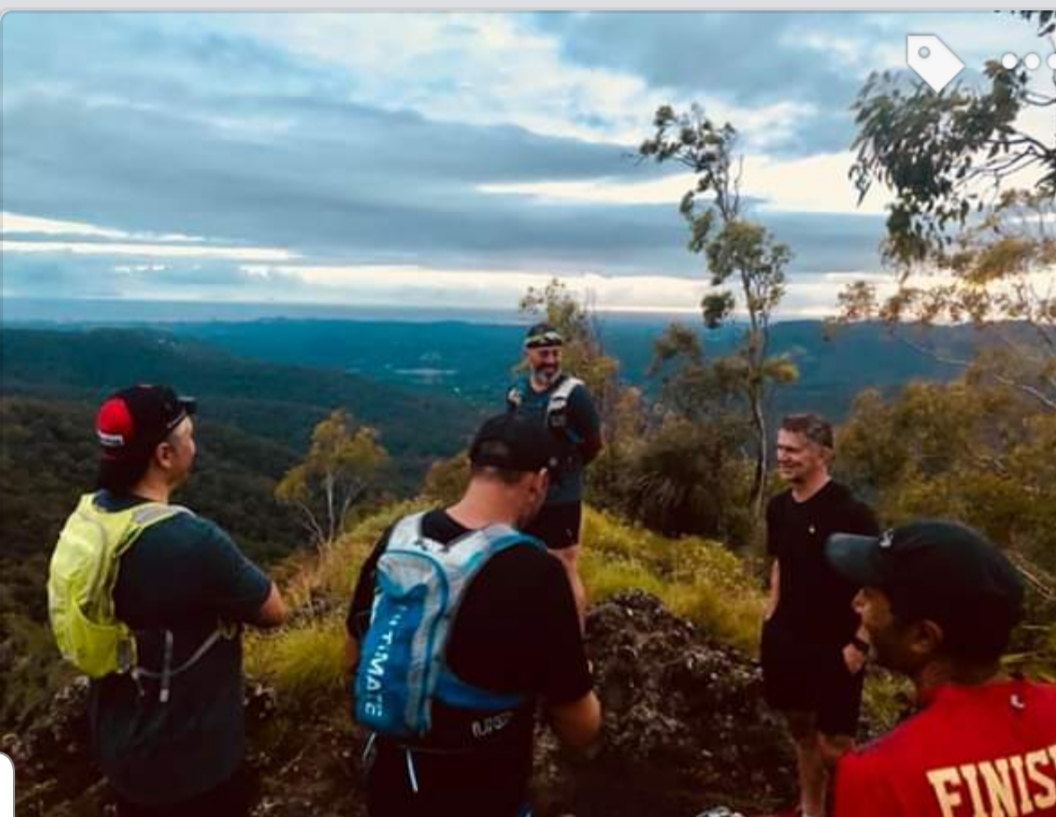 Bush Trekkers take on the Tarlinton Track